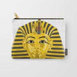 Mask of Tutankhamun Carry-All Pouch
