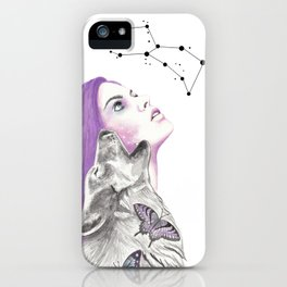 Written In The Stars iPhone Case