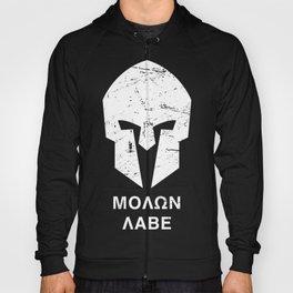 Spartan Helmet - Molon Labe Hoody