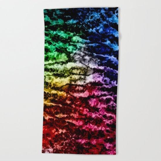 β Diphda Beach Towel