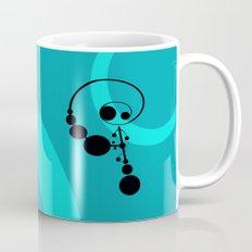 Bubble Man Mug