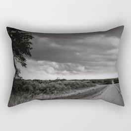 Midwest Storm Rectangular Pillow