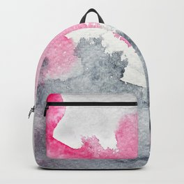 Diffusion || watercolor Backpack