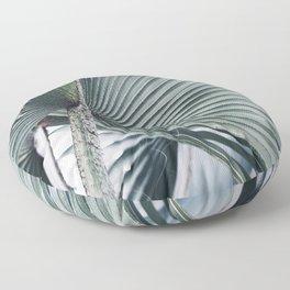 Blue Bismarck #1 Floor Pillow