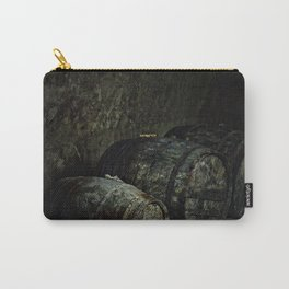 Barrels dark painterly Carry-All Pouch