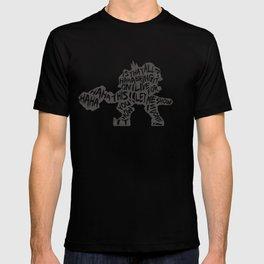 Reinhardt Type illust T-shirt