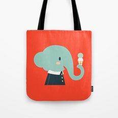Mister Elephant Tote Bag