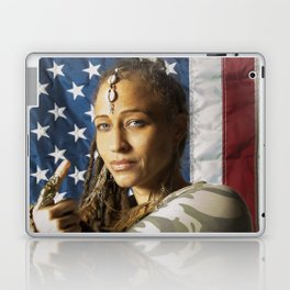 American Revolutionary Laptop & iPad Skin