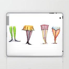 Legwork Laptop & iPad Skin