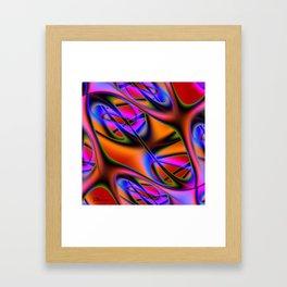 Capillary Framed Art Print