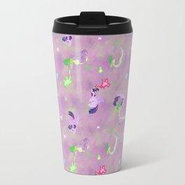 Twilight Sparkle and Spike Tile Travel Mug