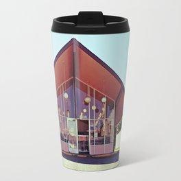 Mid-Century Americana Travel Mug