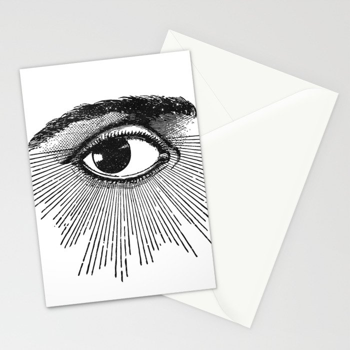 Seeing Stars by Nature Magick Stationery Cards