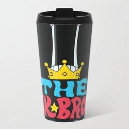 Brook world tour poster Metal Travel Mug