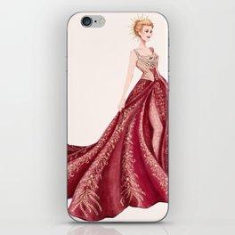 Heavenly Blake iPhone Skin