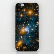 Cosmos 2, when stars collide (enhanced) iPhone & iPod Skin