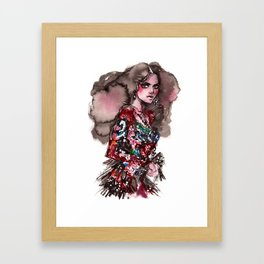 Kendall Framed Art Print