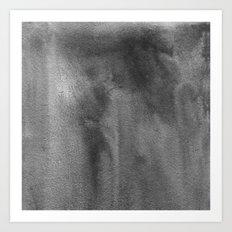 Grey Atmosphere I Art Print