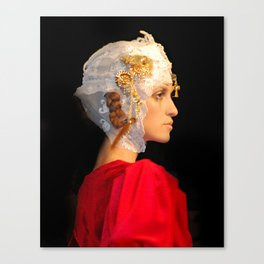 Roja Canvas Print