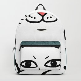 Naughty Cat Backpack