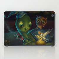 fairy tale iPad Cases featuring Fairy Tale by Alicia Templin