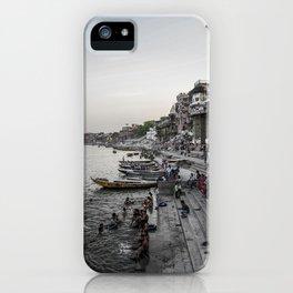 Varanasi iPhone Case