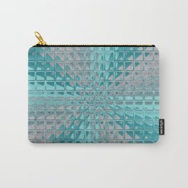 Aqua Reflections Carry-All Pouch