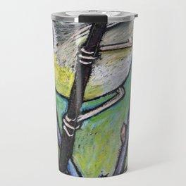 Common Yellowthroat Travel Mug