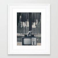 revolution Framed Art Prints featuring revolution by Tonya Enger