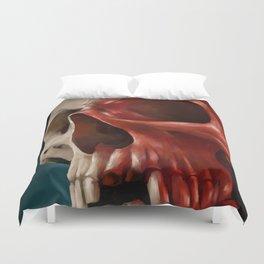 Skull 9 Duvet Cover