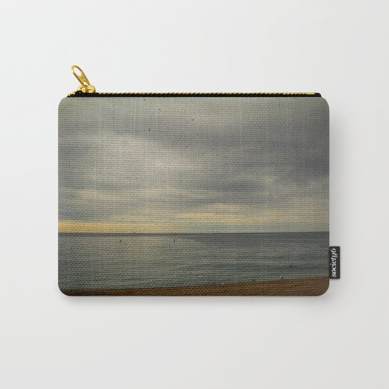 Barcelona beach Carry-All Pouch