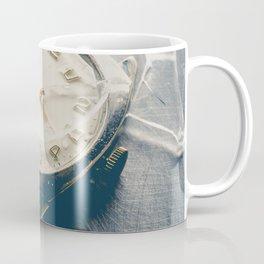 Smashed Wrist Watch Coffee Mug