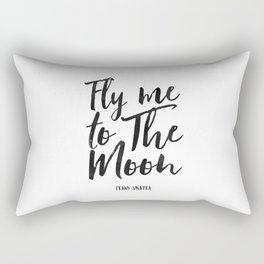 Printable Art,movies quote Quote,Love Quote,Love Sign,Gift For Her,Inspirational Quote,Wall Art Rectangular Pillow