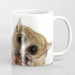 Munching Mouse Lemur Coffee Mug