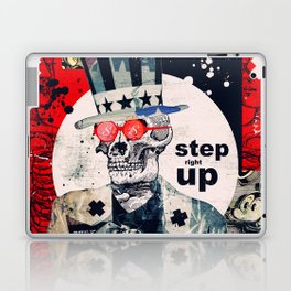 Step Right Up Laptop & iPad Skin
