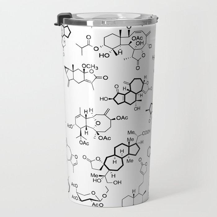 Molecules Travel Mug