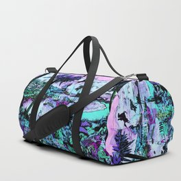 Beach Adventure Duffle Bag