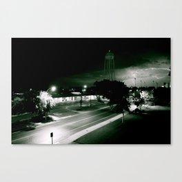 Thunderstruck Canvas Print
