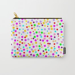 Colorful Rain 15 Carry-All Pouch