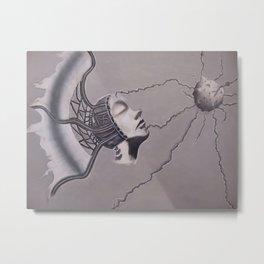 Biomechia Metal Print