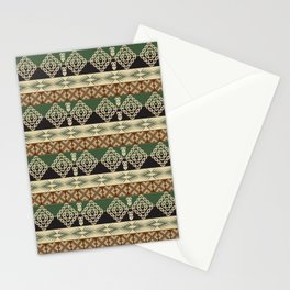 ethnic african pattern. Stationery Cards