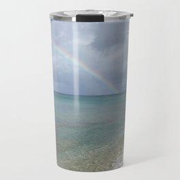 Rainbow in St. Croix Travel Mug