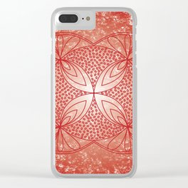 The Root Chakra Clear iPhone Case