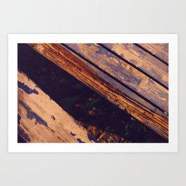 Lines II  Art Print