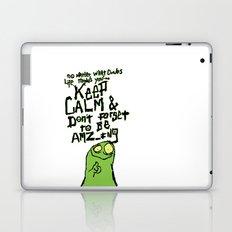 Keep Calm and stay Amazing Laptop & iPad Skin