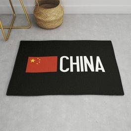 China: Chinese Flag & China Rug