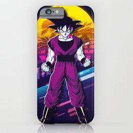 Goku Dragon Ball iPhone Case