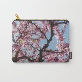 flower and light  - Cherry tree 3 Carry-All Pouch