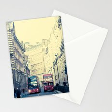When New Meets Old  Stationery Cards