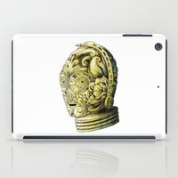 c3po iPad Cases featuring C3PO by bkpena